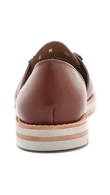Freda Salvador See Swarovski Loafers