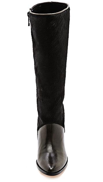 Freda Salvador Peace Haircalf Boots