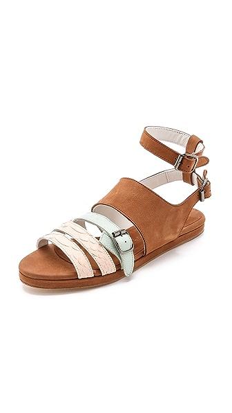 Freda Salvador Rhyme Flat Sandals
