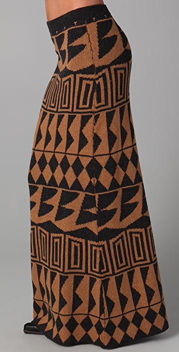 Funktional Mayan Knit Skirt