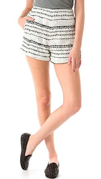Funktional Ribbon Shorts