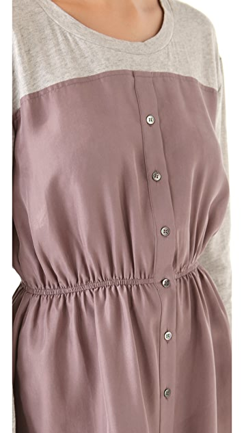 Funktional Float Contrast Dress