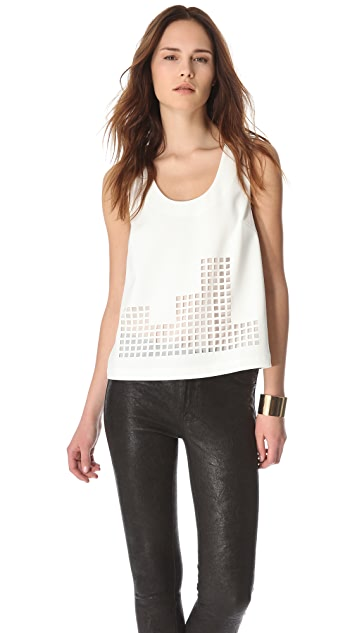 Funktional Image Cut Tank
