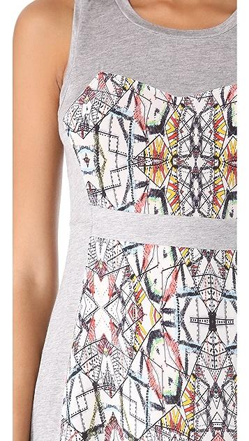 Funktional Kaleidoscope Tank Dress