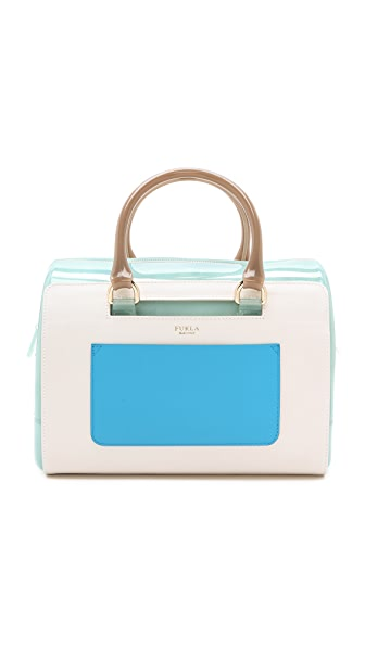 Furla Dress Candy Medium Satchel