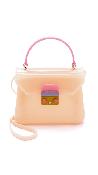 Furla Candy Bon Bon Mini Cross Body Bag