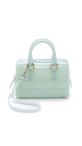 Furla Candy Sweetie Mini Cross Body Satchel