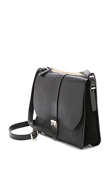 Furla Flair Small Messenger Bag