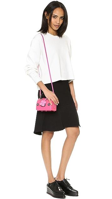 Furla Floral Candy Sweetie Mini Cross Body Bag