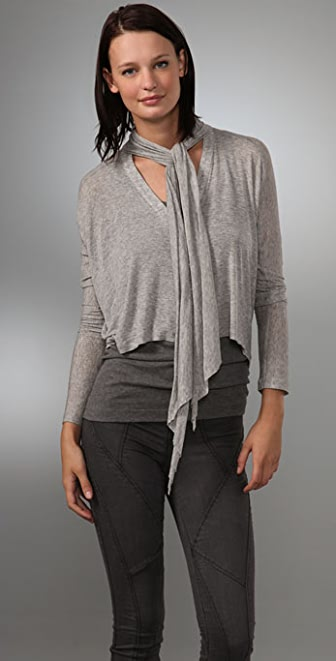 Graham & Spencer Autumn Gauze Cardigan