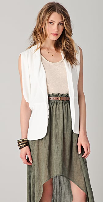 Graham & Spencer Draped Vest