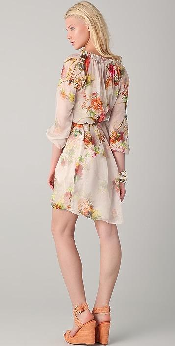 Graham & Spencer Vintage Floral Tunic Dress