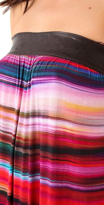 Graham & Spencer Marrakesh Stripe Maxi Dress