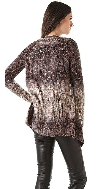 Graham & Spencer Draped Cardigan Sweater