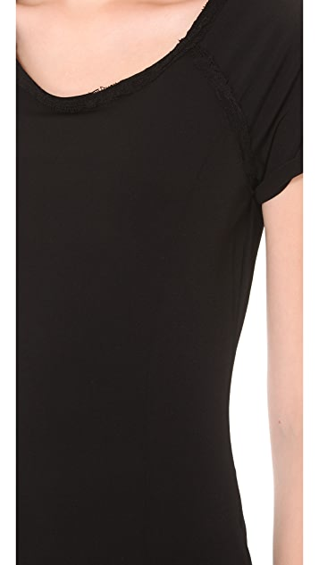 Graham & Spencer Crew Neck Top