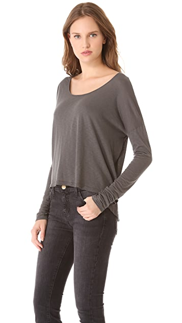 Graham & Spencer Slub Top