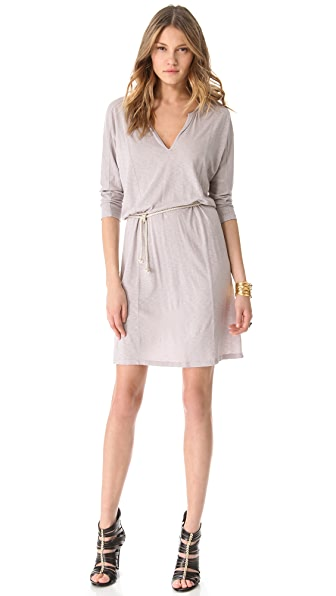 Graham & Spencer Slub Dress