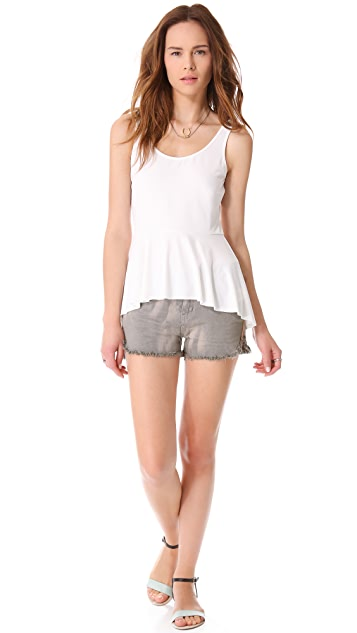 Graham & Spencer Hi Low Hem Tank