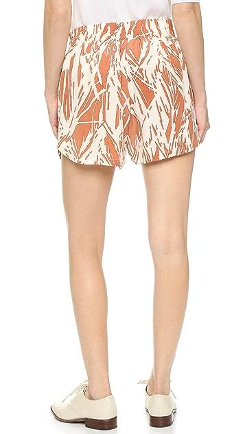 Ganni Happy Valley Shorts
