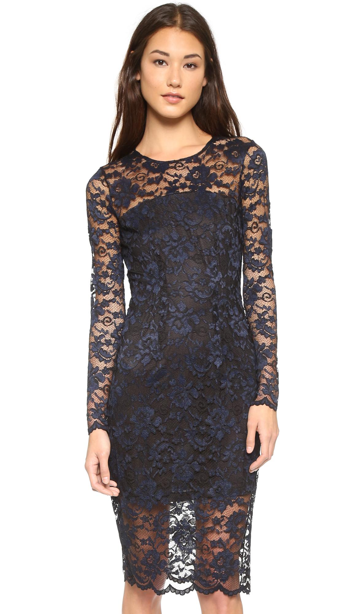 b0ae0263 GANNI Adelaide Lace Dress | SHOPBOP