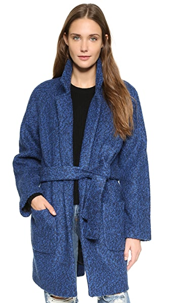 Ganni Washington Street Coat