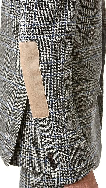 Gant by Michael Bastian The MB Glen Check Blazer
