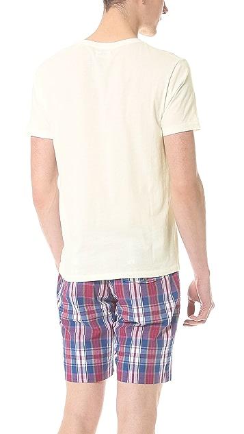 Gant Rugger Someone In Stockholm T-Shirt