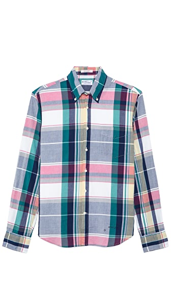 Gant Rugger Madras Sport Shirt