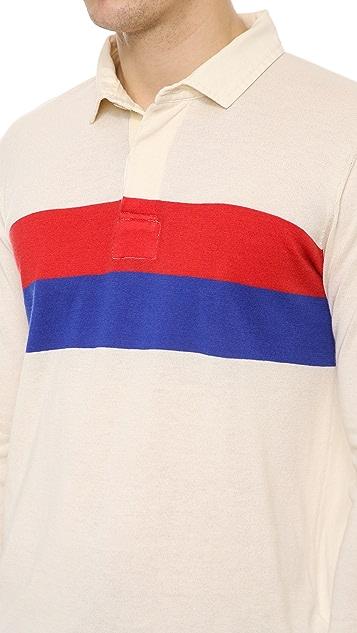 Gant Rugger Tricolor Polo