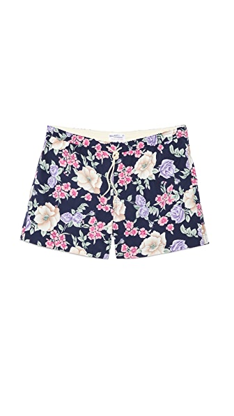 Gant Rugger Flowers Swim Trunks