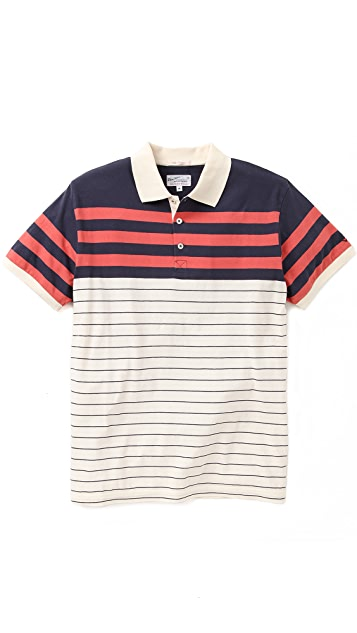 Gant Rugger Stripe Polo