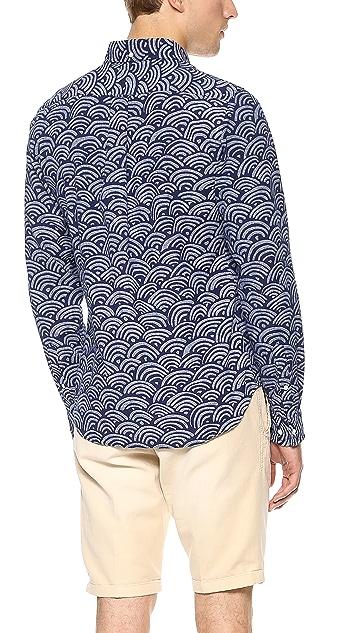 Gant Rugger Wave Sport Shirt