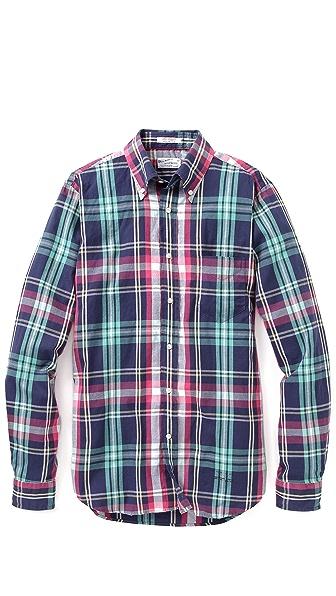 Gant Rugger Windblown Oxford Shirt