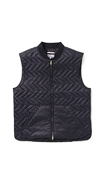 Gant Rugger Making Waves Vest