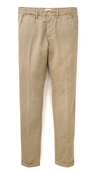 Gant Rugger Cuffed Chinos