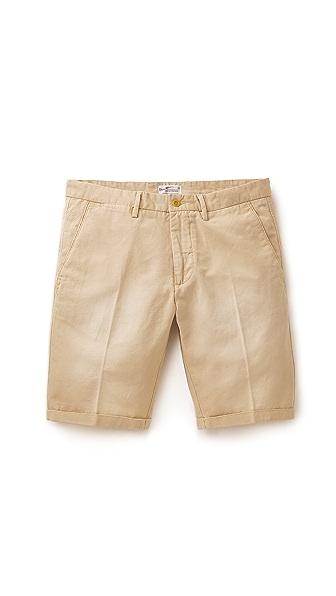 Gant Rugger Canvas Shorts