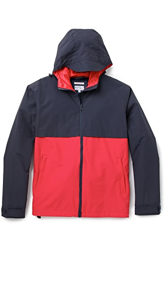 Gant Rugger Nylon Hooded Jacket