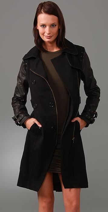 GAR-DE Strickland Trench Coat