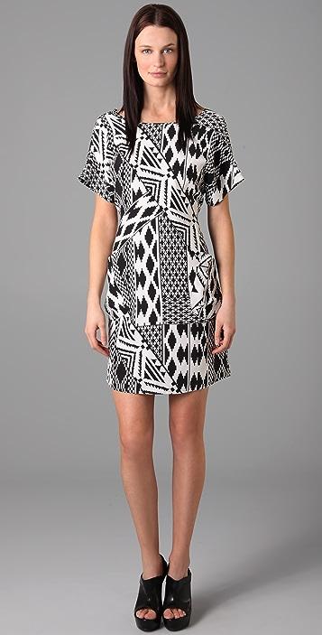 GAR-DE Taklamakan Print Dress
