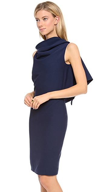 Gareth Pugh Sleeveless Backless Dress