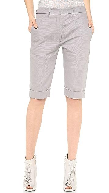 Gareth Pugh Bermuda Shorts