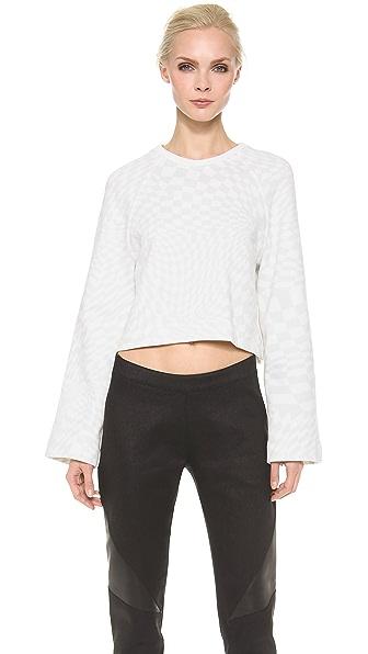 Gareth Pugh Long Sleeve Sweatshirt