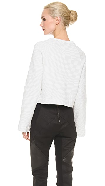 Gareth Pugh Long Sleeve Sweatshirt