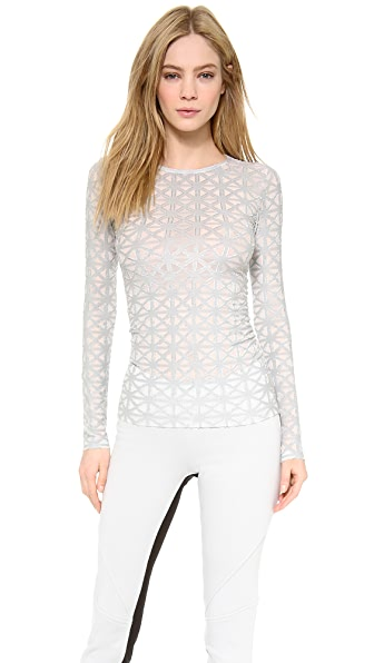 Gareth Pugh Long Sleeve Top