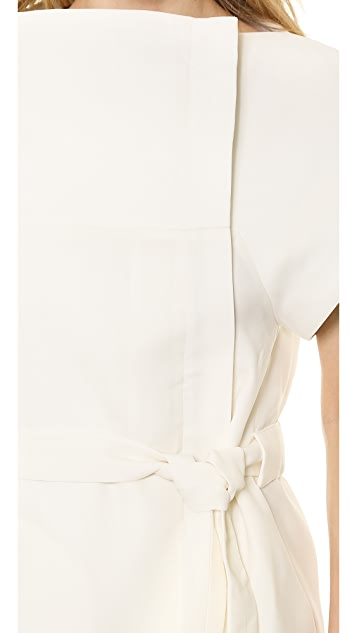 Gareth Pugh Short Sleeve Dress