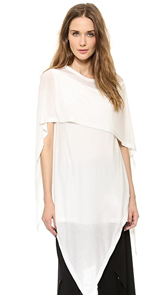 Gareth Pugh Sleeveless Tunic Top