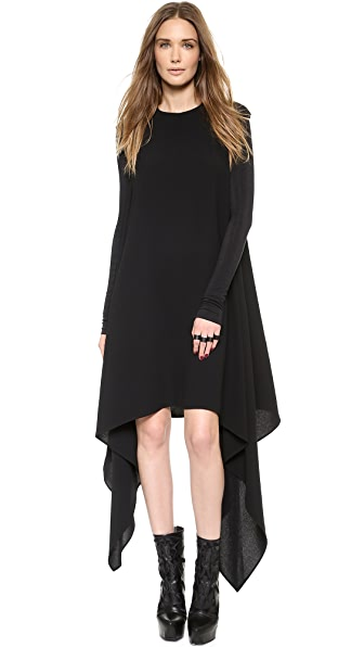 Gareth Pugh Long Sleeve Dress