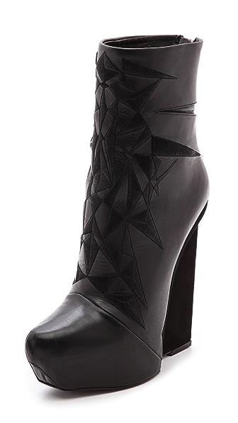 Gareth Pugh High Angle Boots