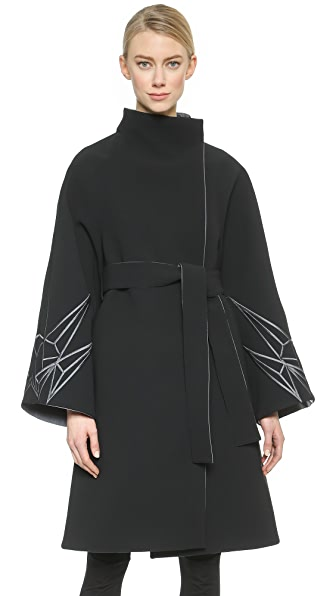 Gareth Pugh Wide Arm Coat