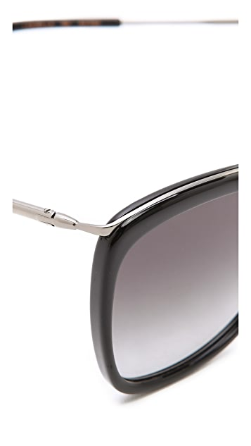 GARRETT LEIGHT Louella Sunglasses